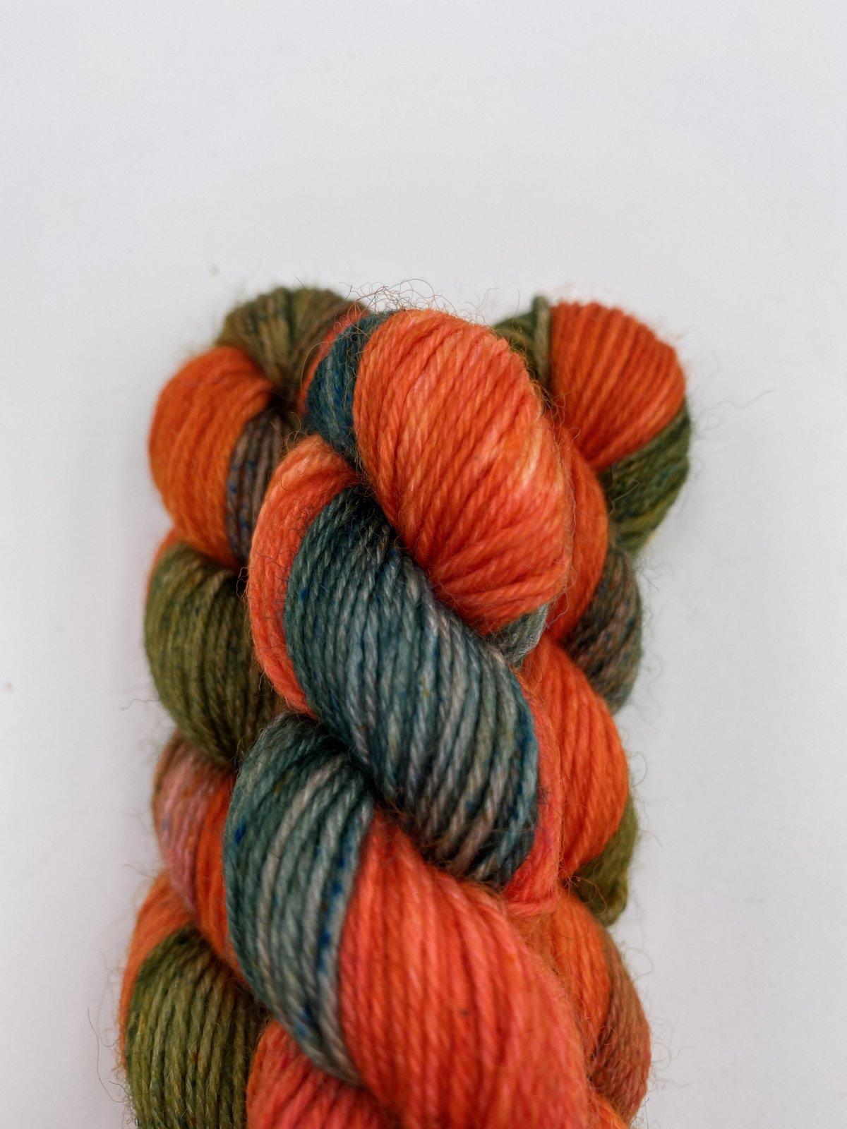 Kleur en Draad Mini - Pumpkin