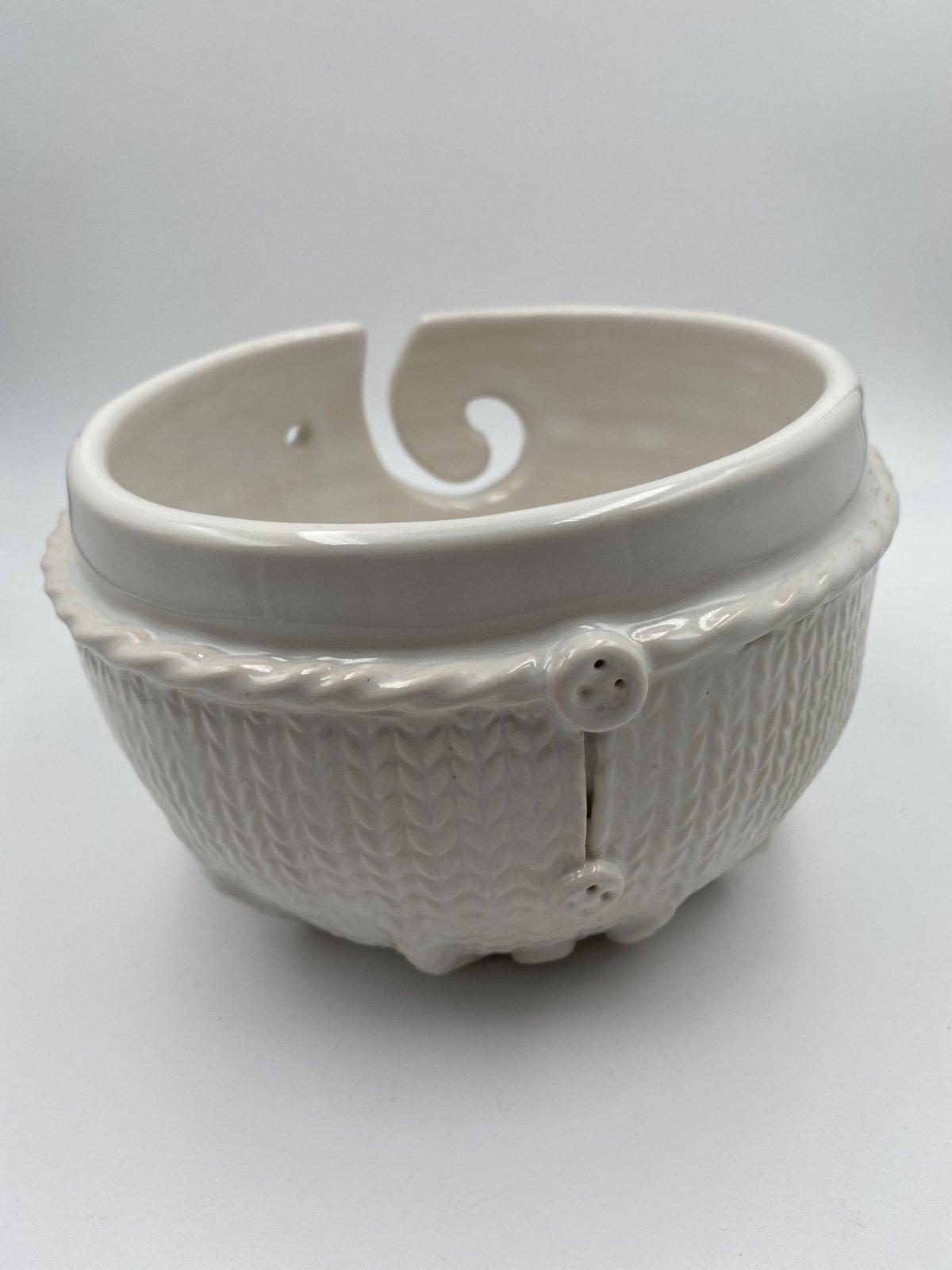 Pawley Yarn Bowl - Sweater