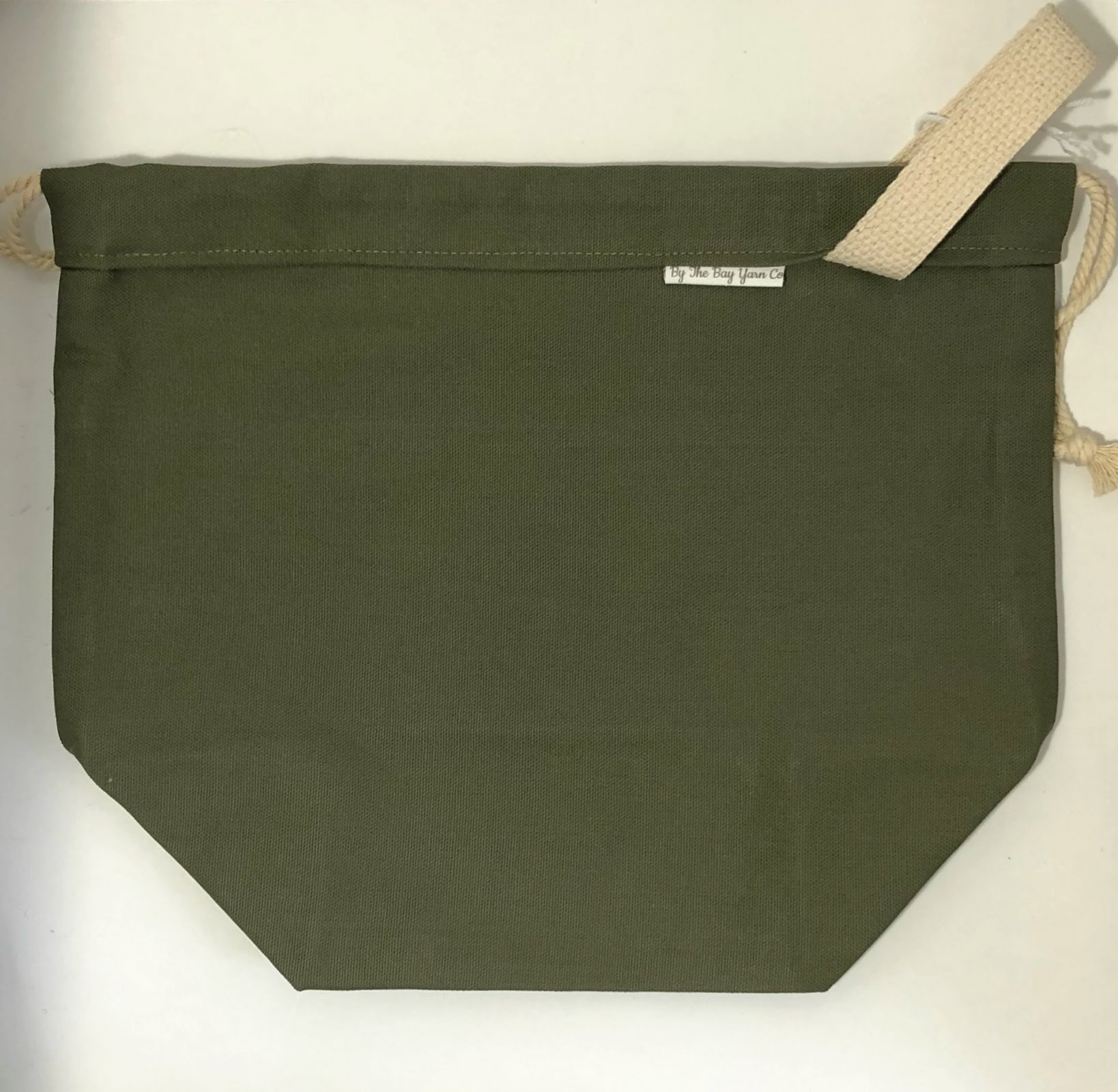 By The Bay Large Maddy Bag - Army Green