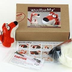 Woolbuddy Felting Kit Small - Fox