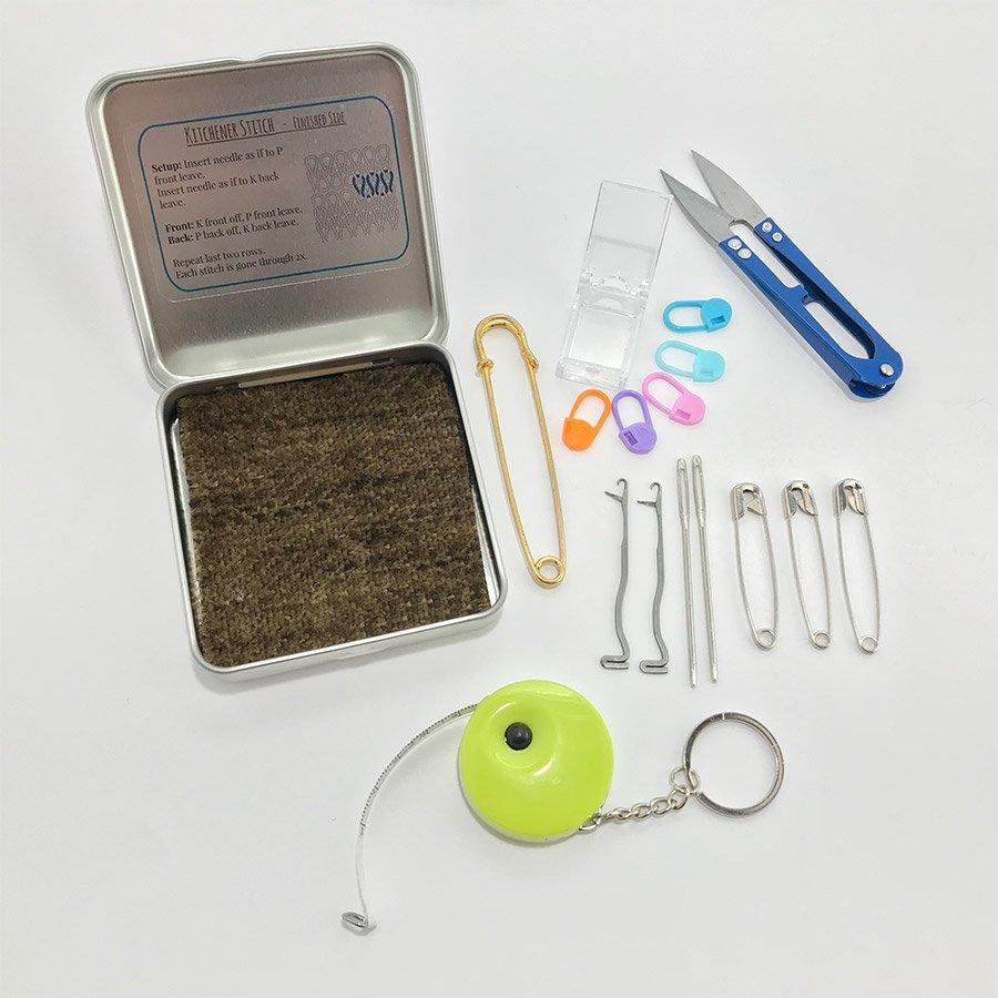 Noko To Go Knitter's Kit - Various