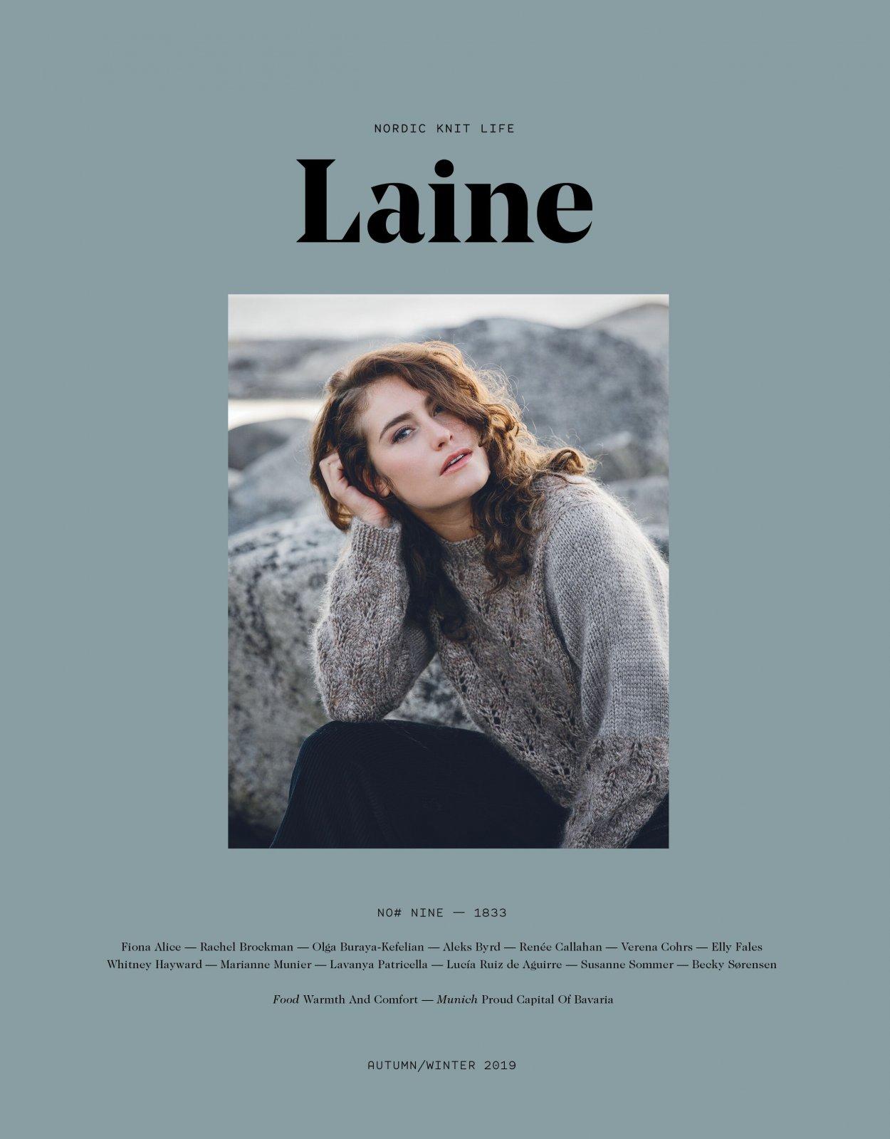 Laine Magazine - Issue 9