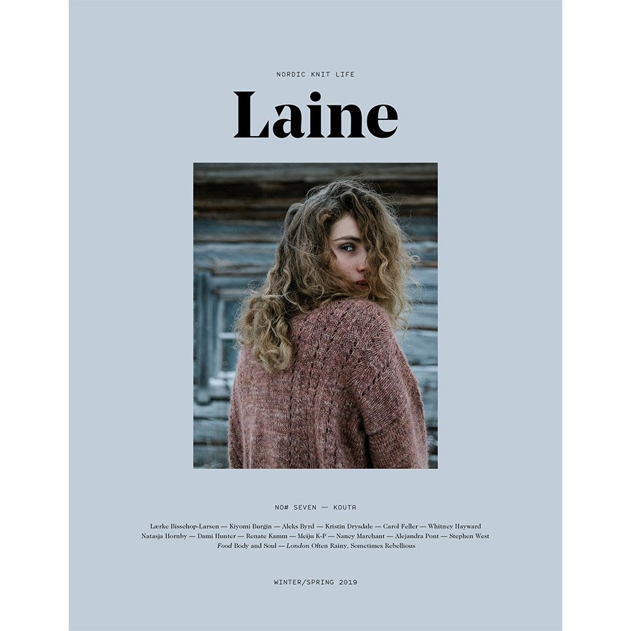 Laine Magazine - Issue Seven PREORDER