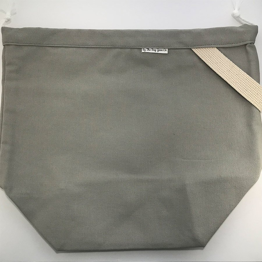 By the Bay Large Maddy Bag - Grey