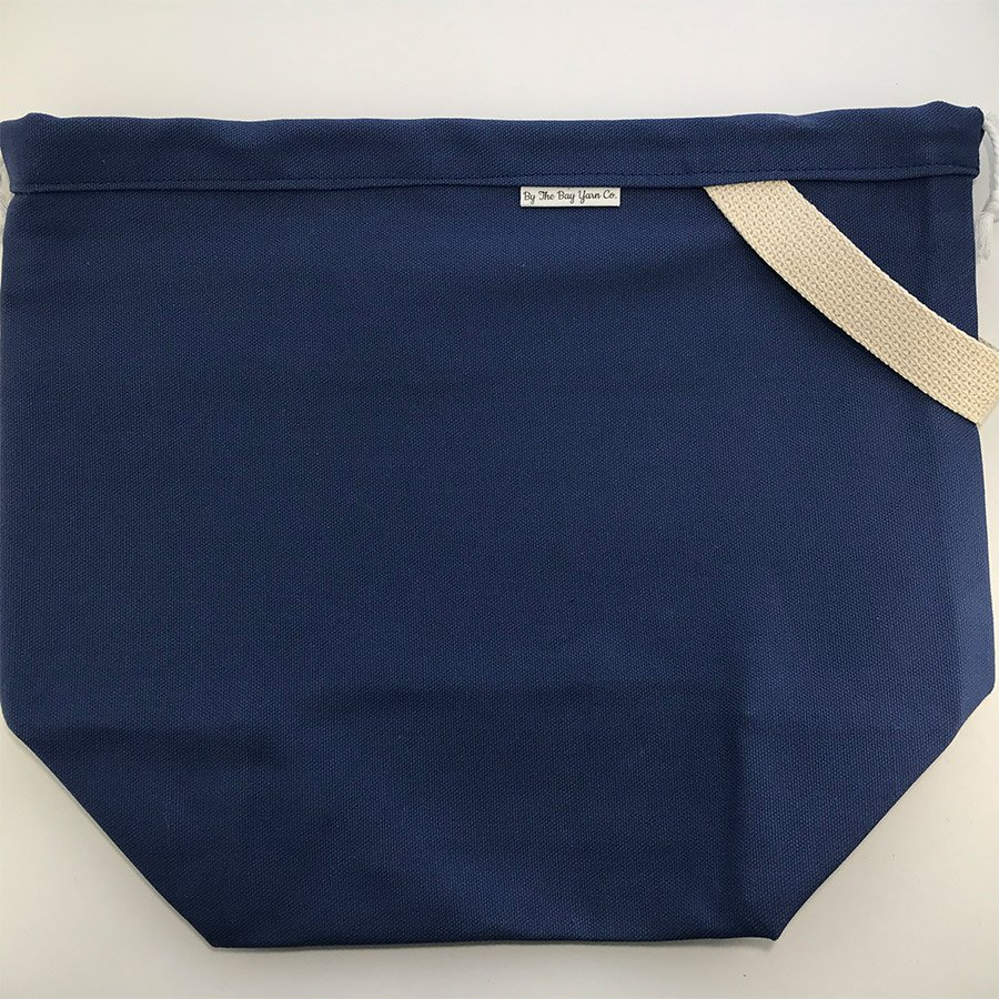 By the Bay Medium Maddy Bag - Navy