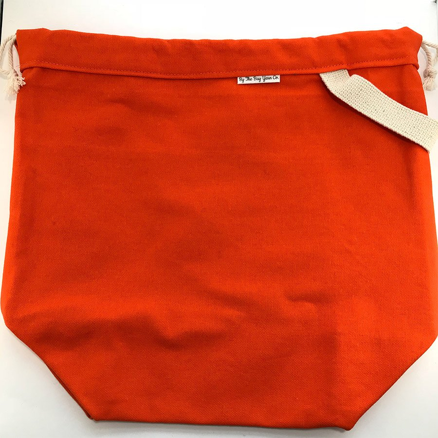 By the Bay Large Maddy Bag - Orange
