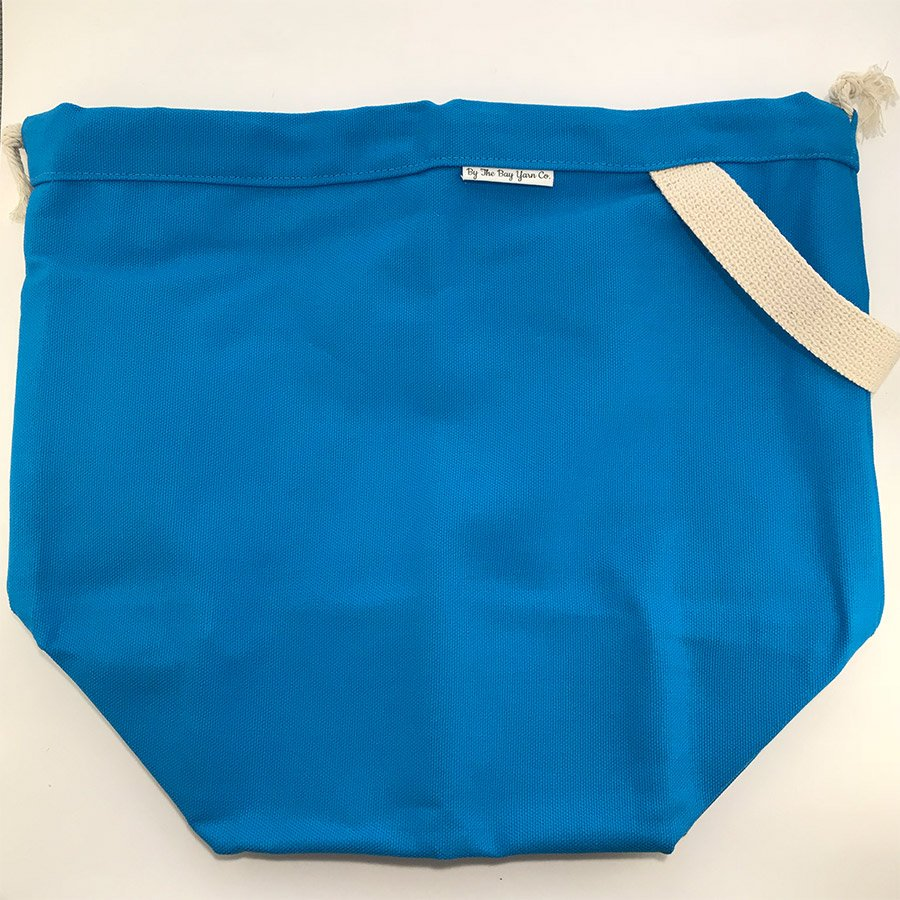 By the Bay Large Maddy Bag - Turquoise
