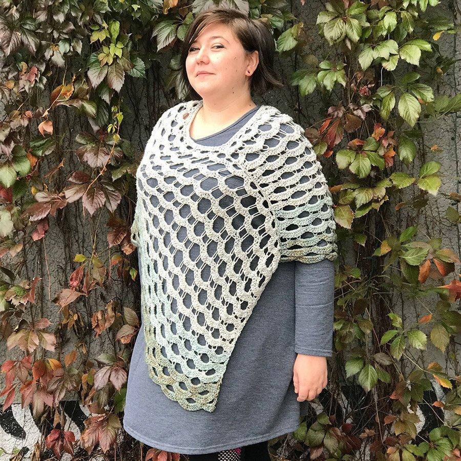 Mermazing Crochini Pattern - PDF