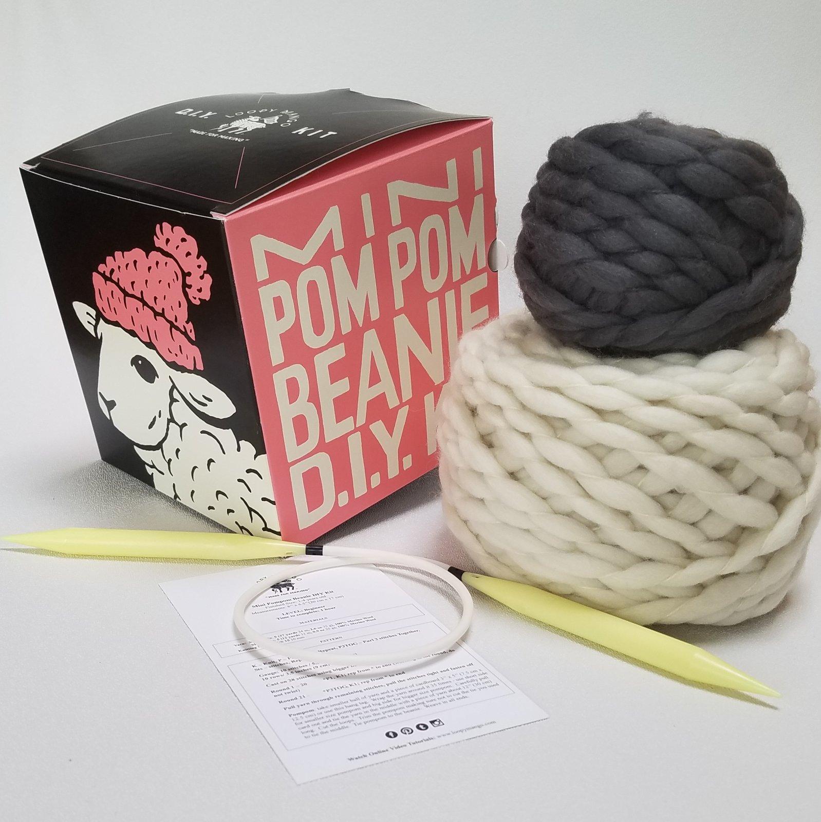 123d05b6f8b Loopy Mango Mini Pom Pom Kit