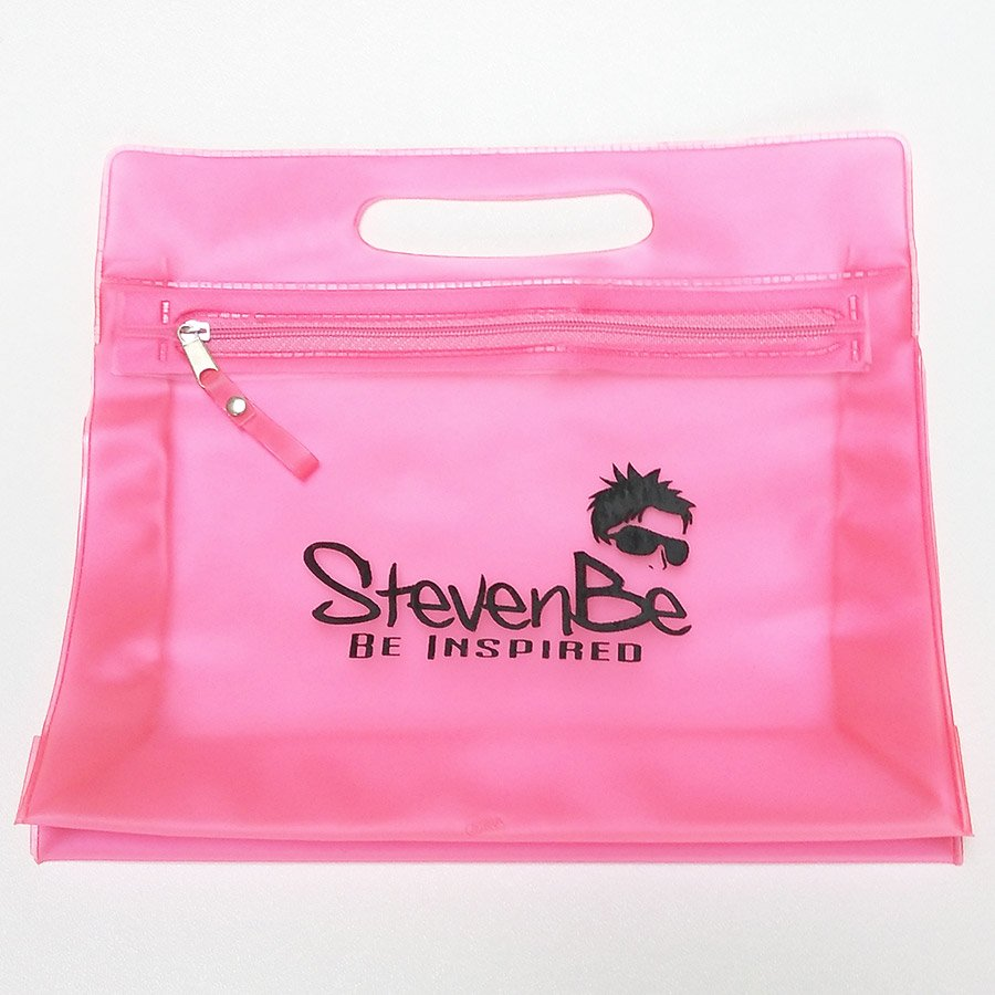 StevenBe Pink Notions Tote