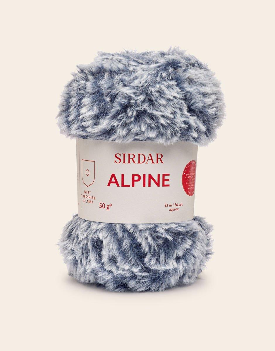 Sirdar Alpine - Laurel 0409