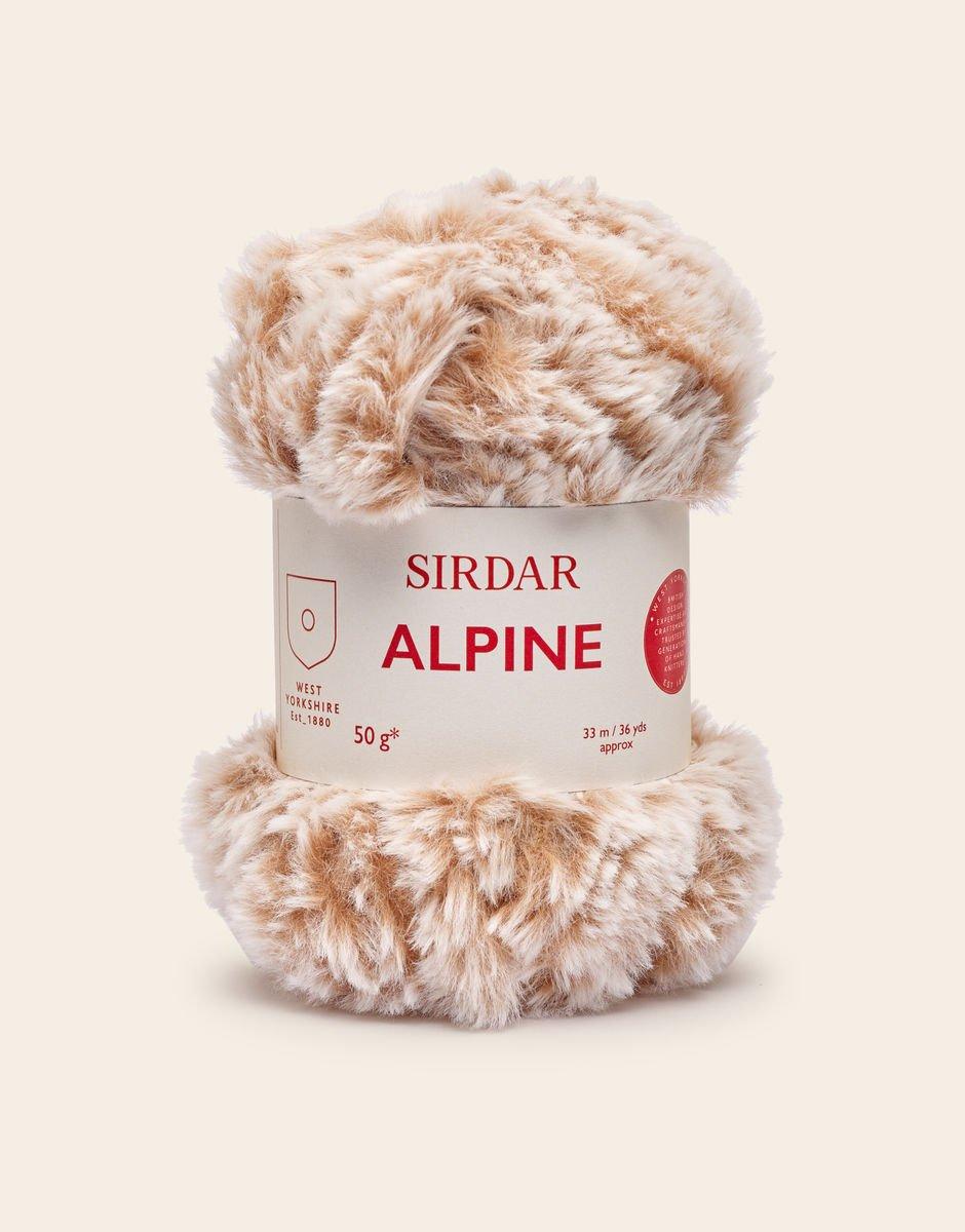 Sirdar Alpine - Lynx 0404