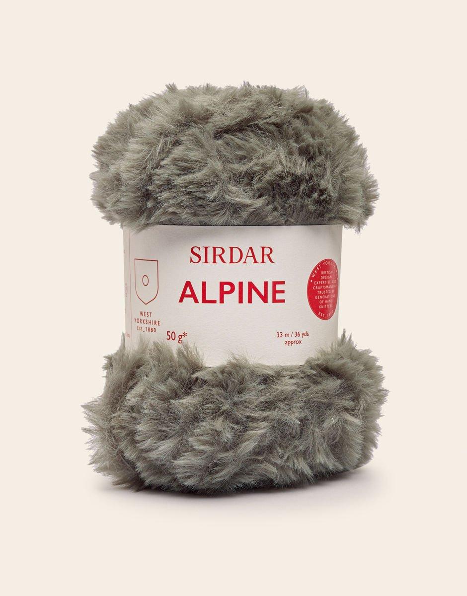 Sirdar Alpine - Forest 0412