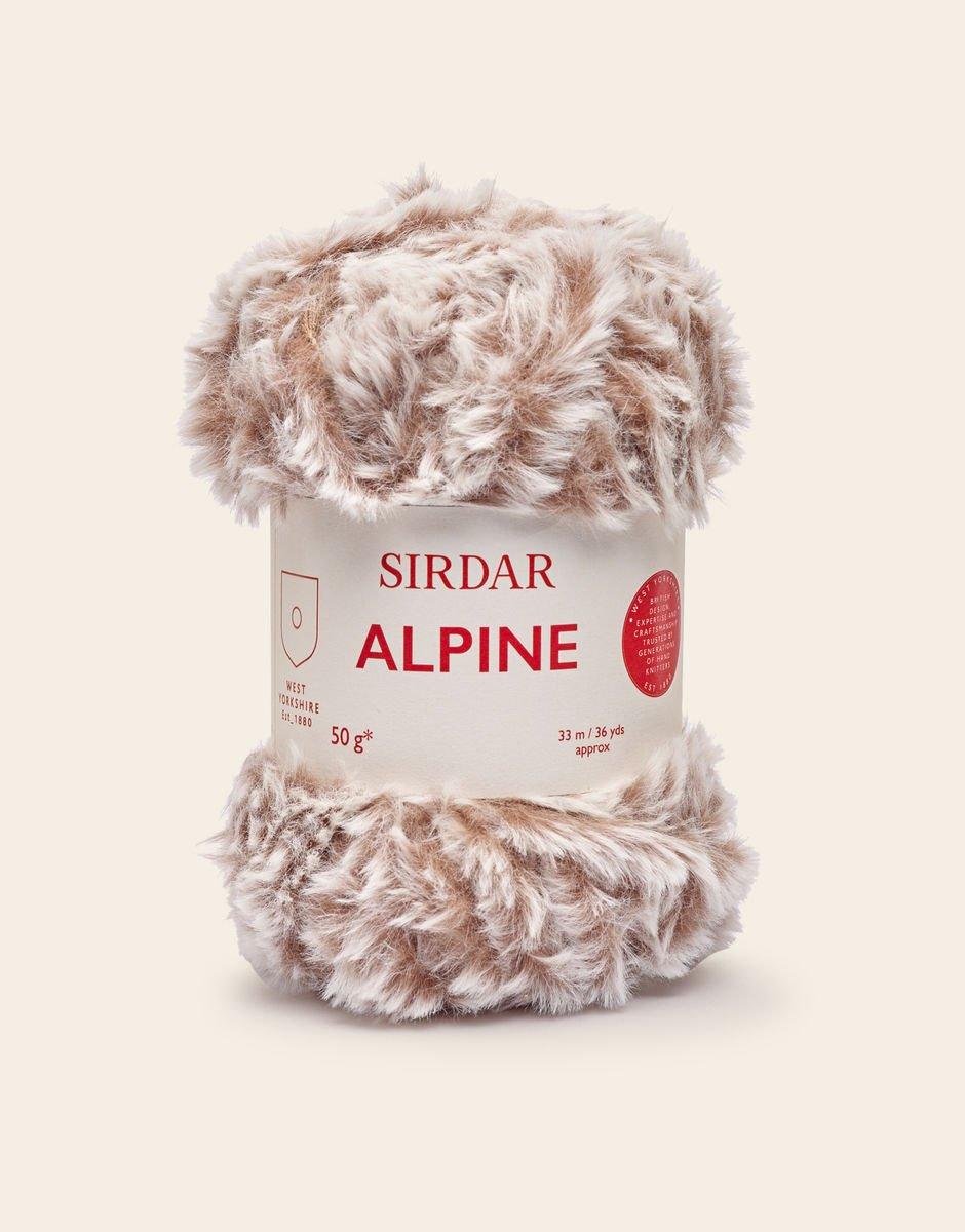 Sirdar Alpine - Sable 0407