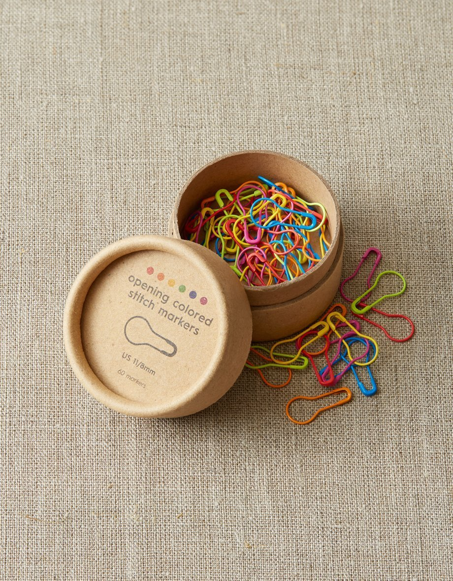Cocoknits Opening Colored Markers