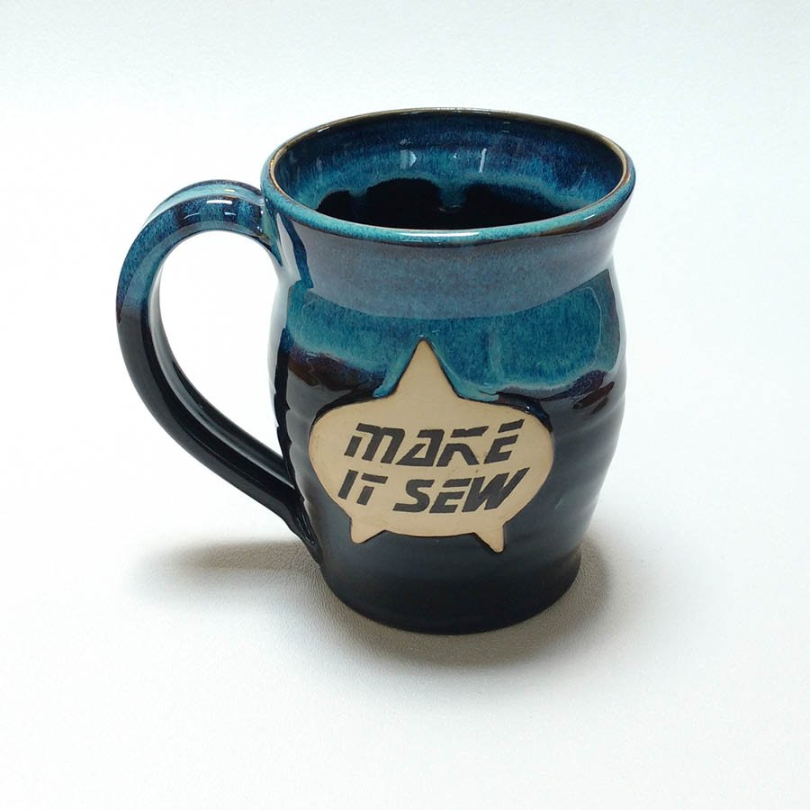 Pawley Mug - Make it Sew