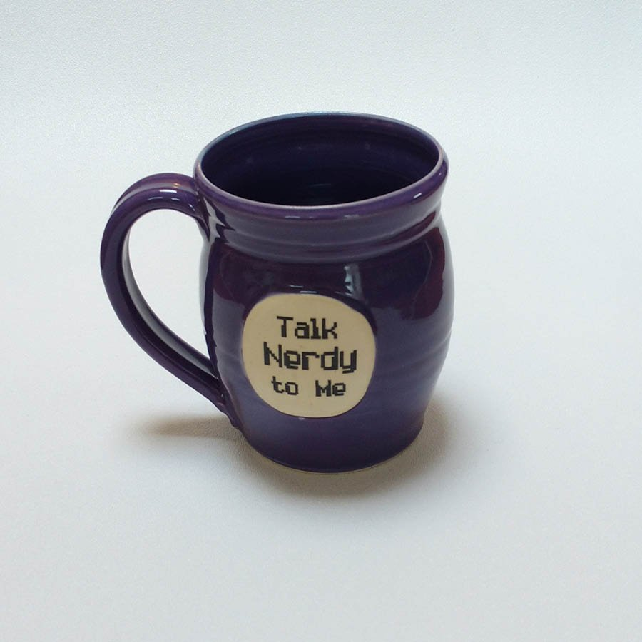 Pawley Mug - Talk Nerdy to Me
