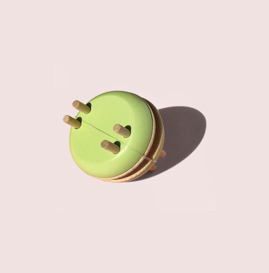 Pom Maker Macaron - Pistachio