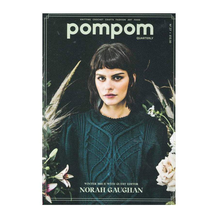 Pompom Quarterly - Issue 27 - Winter 2018