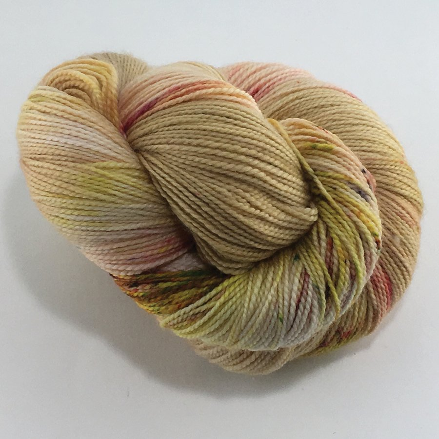 Urban Girl Yarns Fingering - Sandy 2012
