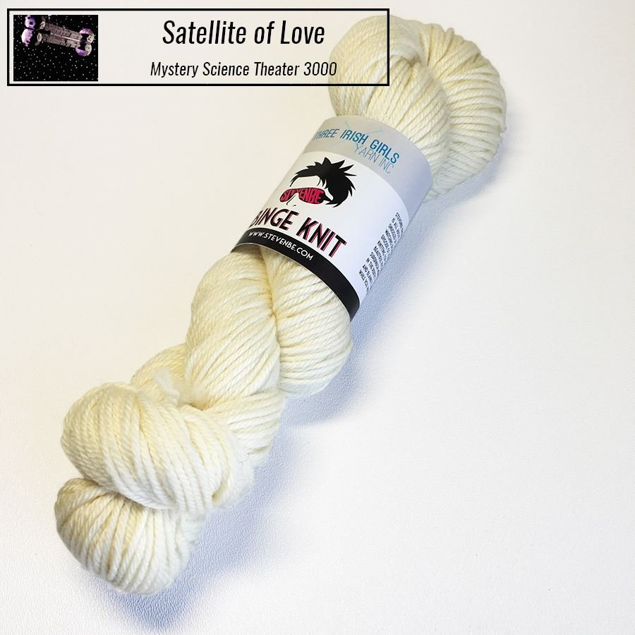 Three Irish Girls Binge Knit DK - Satellite of Love