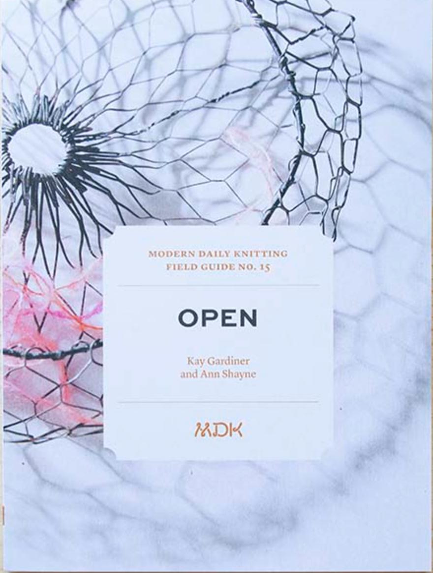 MDK Field Guide NO. 15: Open