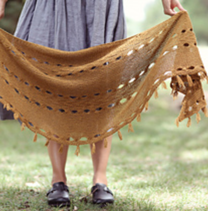 Hipster Shawl Pattern By Joji Locatelli