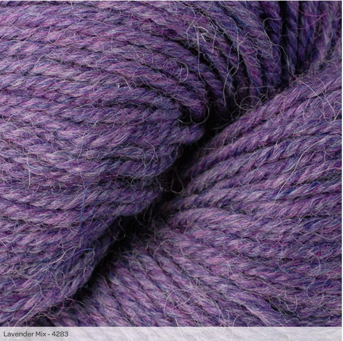 PREORDER Berroco Ultra Alpaca Light - Lavender Mix - 4283