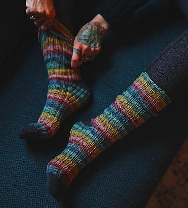 DRK Socks Everyday Socks by Andrea Mowry