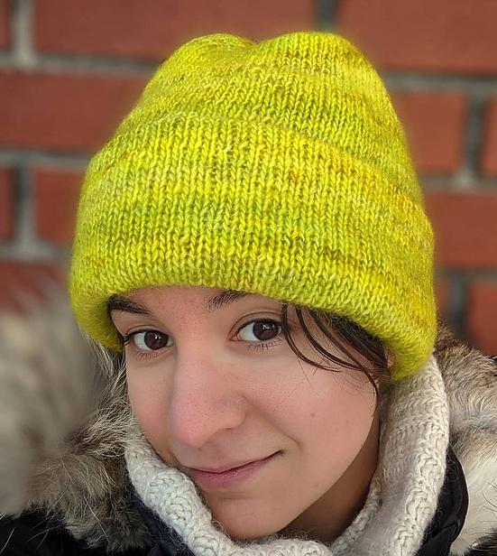 Oslo Hat by Petite Knit