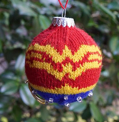 Wonder Woman Ball by Lexie Bryan