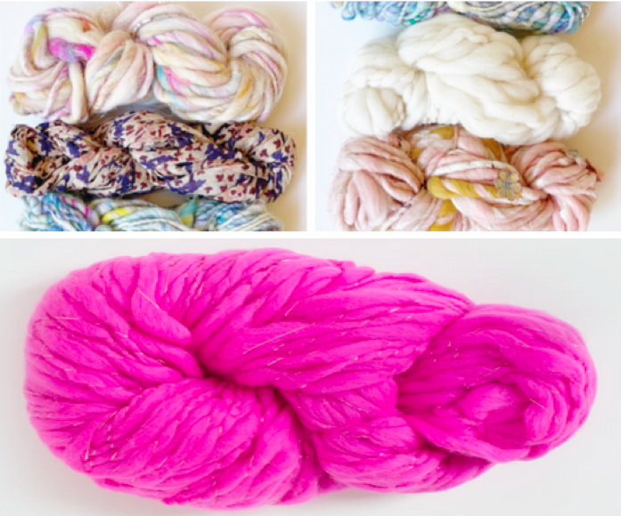 Knit Collage Pick Your Shawl Kit