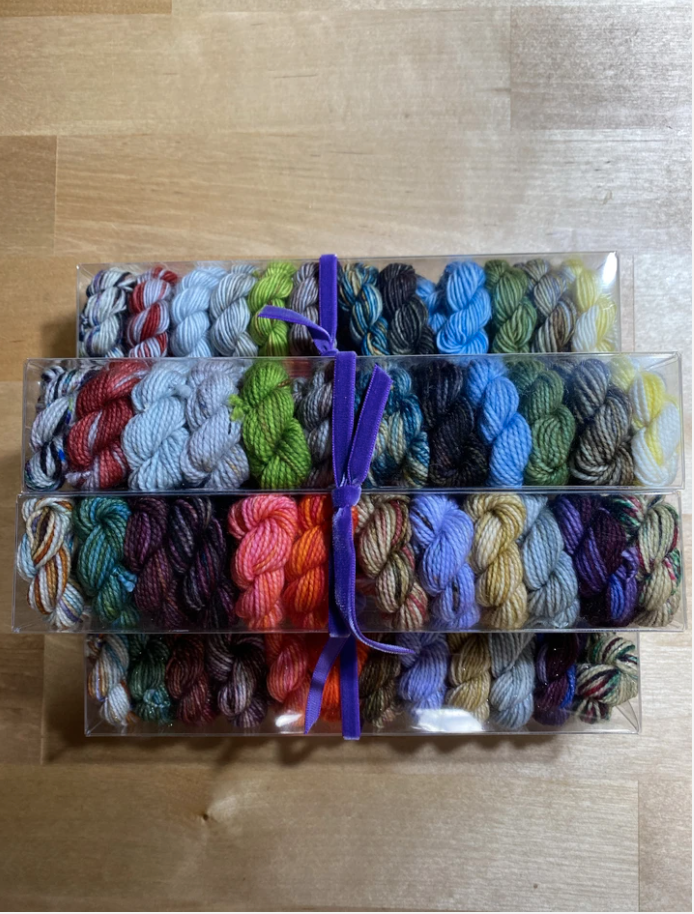 Canon Hand Dyes Mini Set - Harry Potter Years 5 & 6