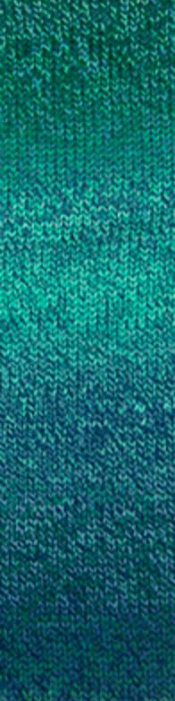 Cascade 220 Superwash Wave - Blue Green 105
