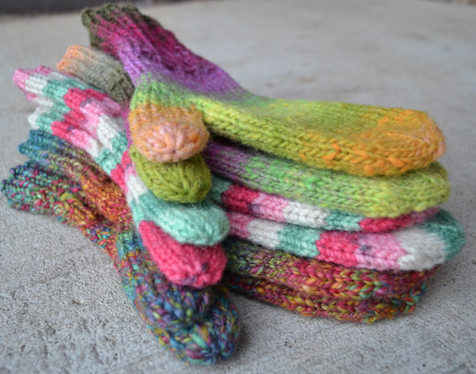 Jump Start Your Winter Knits with StevenBe- Winter Mittens