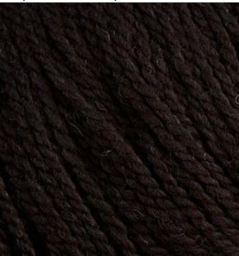 Cascade Ecological Wool - Ebony 8095