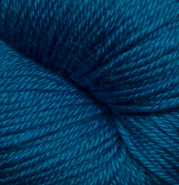 Cascade Heritage Silk - True Blue 5712