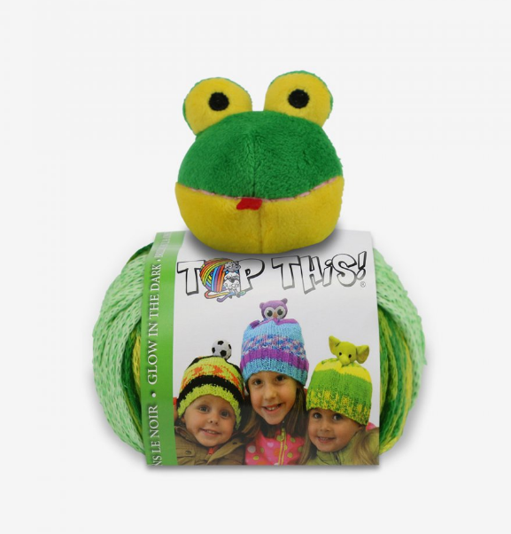 DMC Top This! Hat - Frog