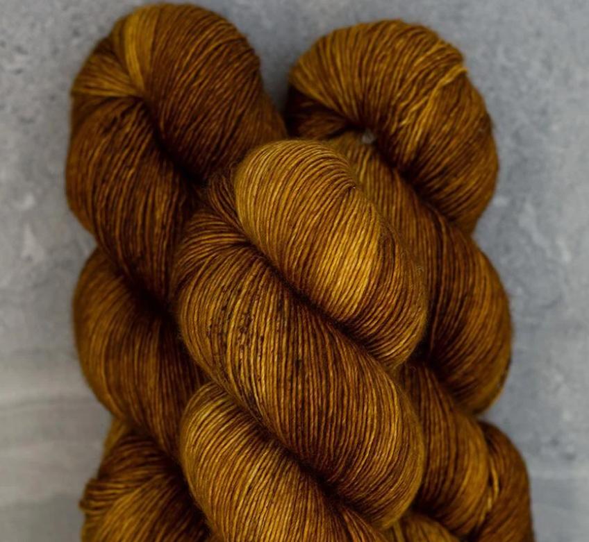 Madelinetosh Vintage - Rye Bourbon