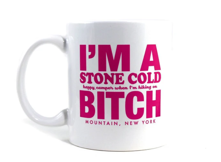 Whiskey River Soap Co - Stone Cold Bitch Mug