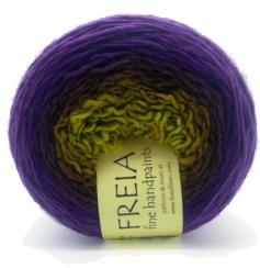 Freia Shawl Ball - Grapevine