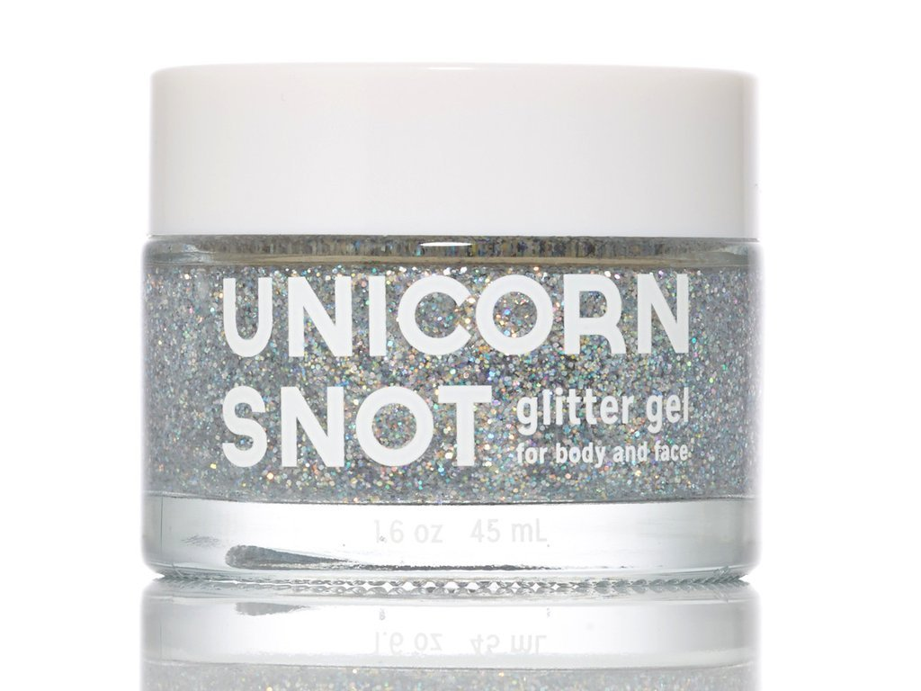 Unicorn Snot Gel - Silver