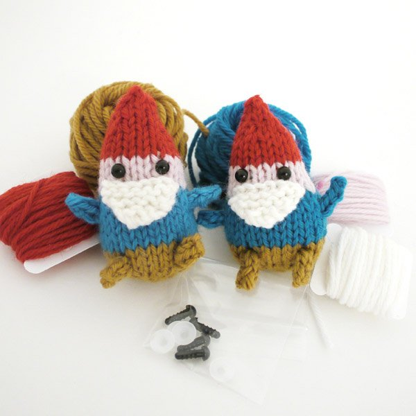 Mochimochi Land Tiny Gnome Kit