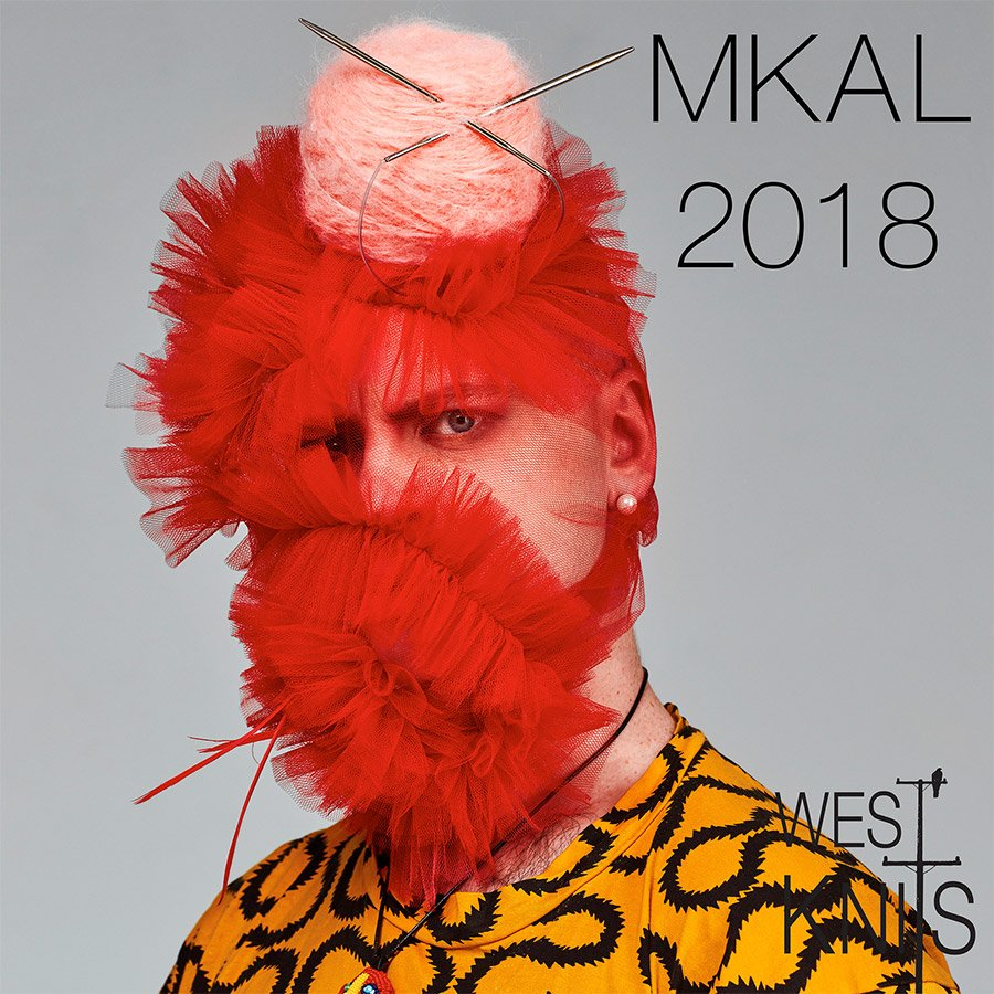 Texture Time: WestKnits MKAL 2018 Kit