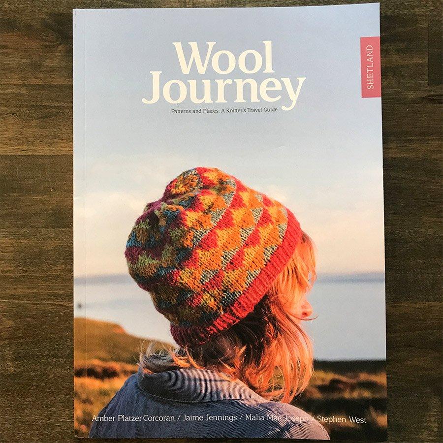 Wool Journey - Shetland