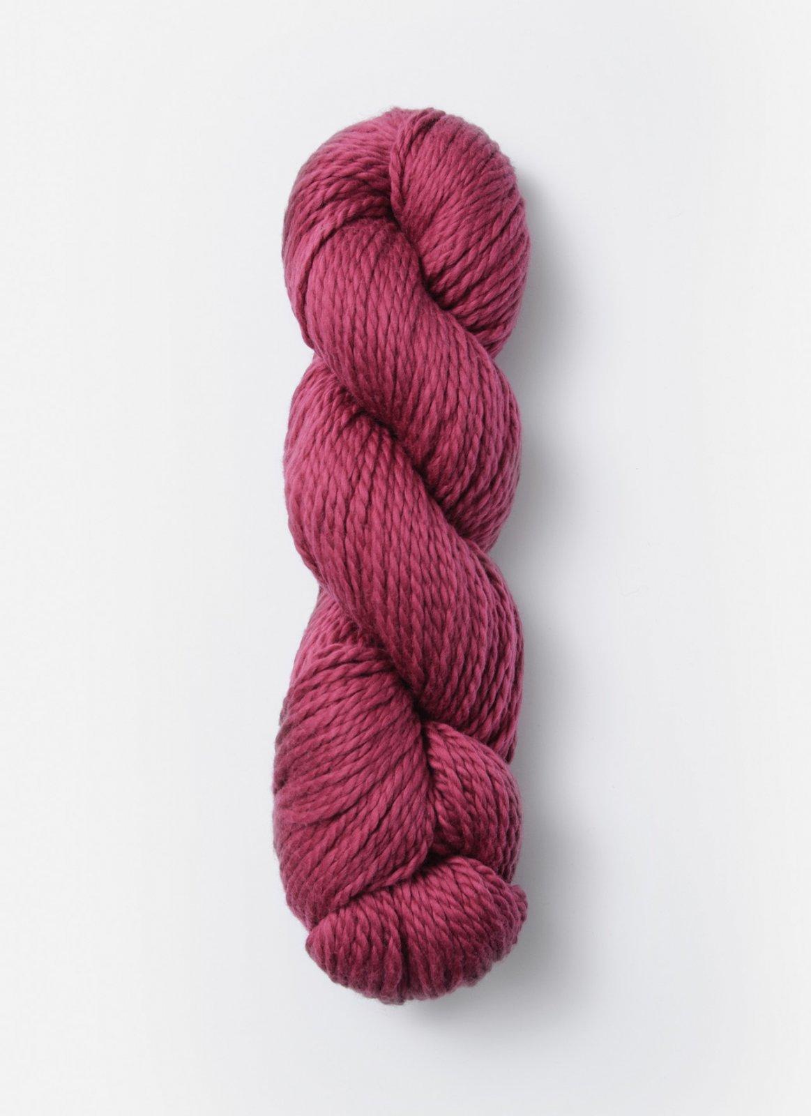 Blue Sky Organic Cotton - Raspberry
