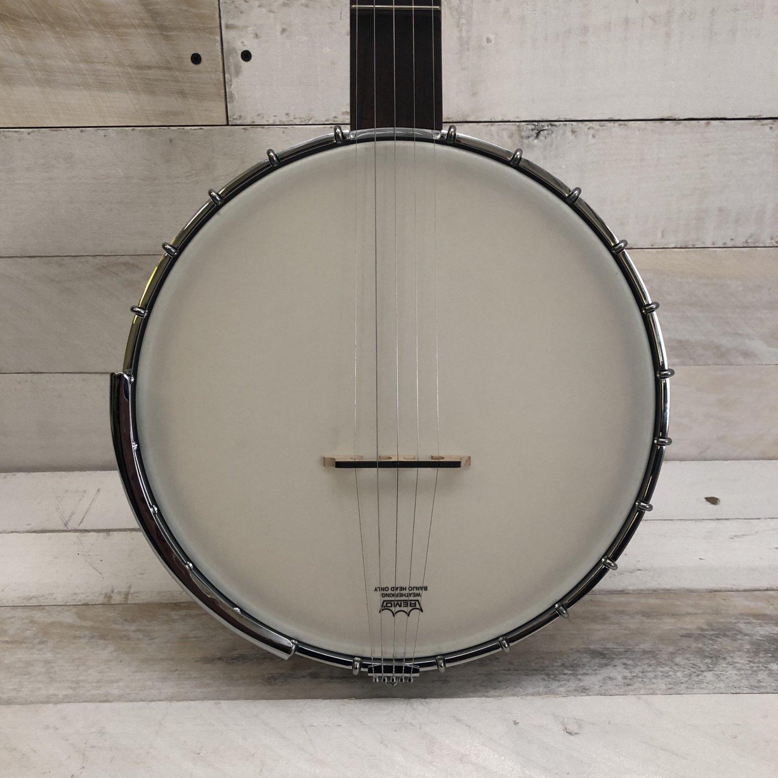 Gold Tone MM150 Maple Mountain Open Back Banjo - 710552819578
