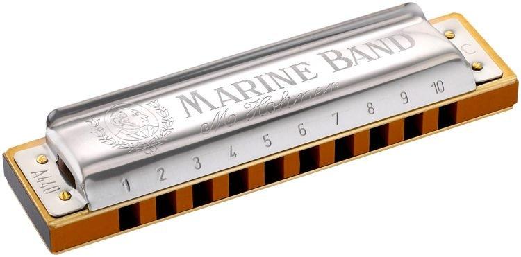 hohner marine band harmonica 400912600129. Black Bedroom Furniture Sets. Home Design Ideas