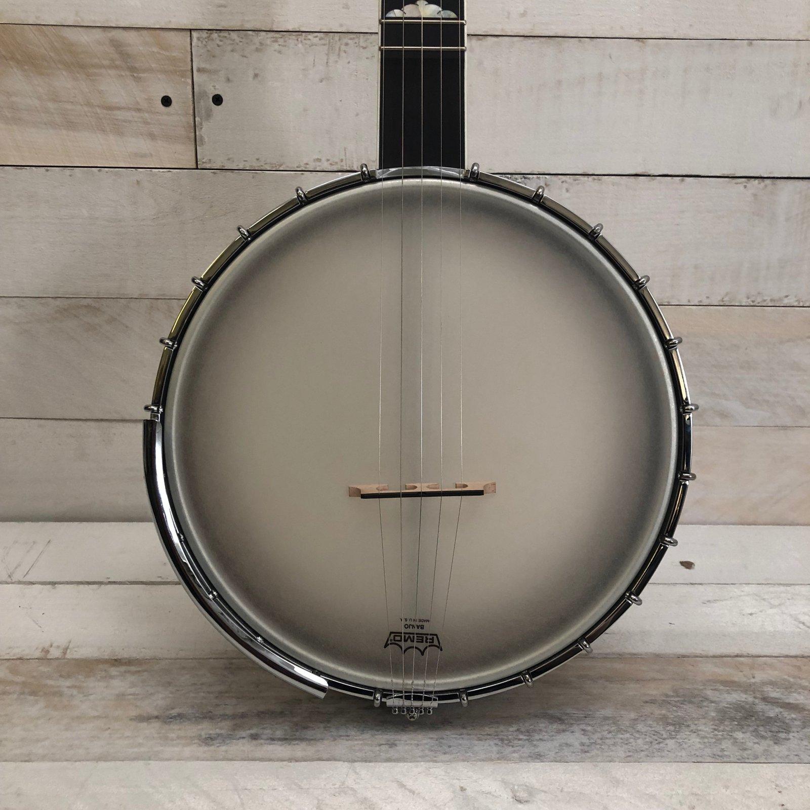 Gold Tone WL250 White Layde Open Back Banjo - 875116000110