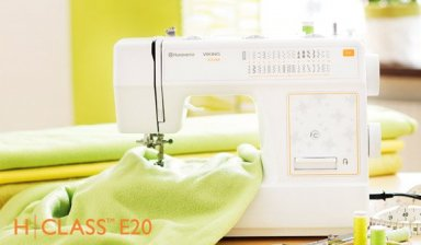 Husqvarna Viking H Class E20 sewing machine